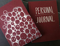 Inkymole x Sage Francis 'Personal Journals' notebooks