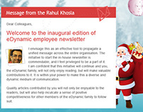 Chirstmas Newsletter