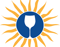 Summer Sip and Shop Logo