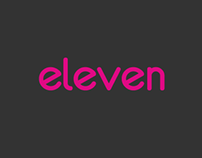 Eleven - Identity and Website