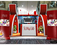 Slim&Go- Booth design