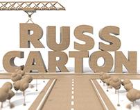 RussCarton 3D animation