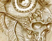 Skullz Sketches