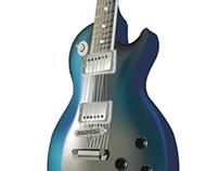 Digital Illustration-Guitar