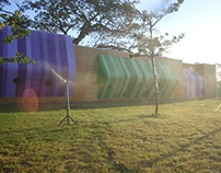 Bureche Kindergarden. Santa Marta, Colombia. 2012