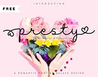 FREE | Presty Script