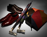 BURBERRY : ACCESSORIES FEATURE : RETOUCHING