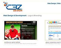 CBZ Design Logo Creation