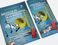 33 Ciclo de Introducción a la Música 2013