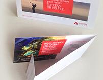 Special leaflet, ASPEN Staff