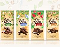 Spria Chocolate