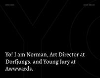 Norman Dubois - Design Portfolio