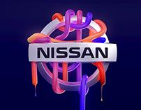 Nissan Micra Artwork Campaign