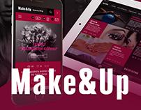 Beauty blog Make&Up