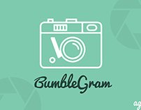 BumbleGram Logo