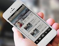 Social App Preview