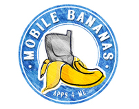 Mobile Bananas Logo