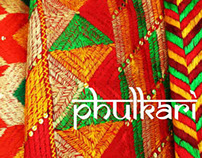 Study on 'PhuLkari' ,Traditional Embroidery of PunjaB