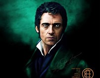 Les Miserables Digital Paint
