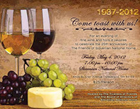 Wine Invitation