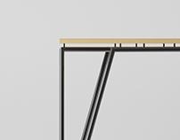 Francis Line - Desk