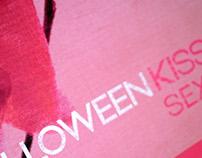"""Cofre de perfume """"Halloween KISS Sexy"""""""