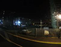 GoPro NightLapse (Student Highway)