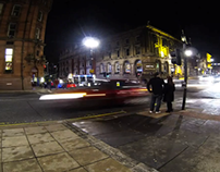 GoPro NightLapse in Newcastle
