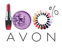 Logo per evento Avon