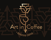 Art in Coffee - Brand