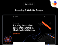 Chrono Fund Branding & Website Design