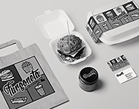 Fast Food Van Branding