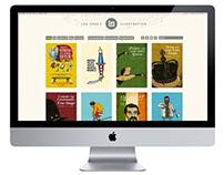 Re-design of my Website