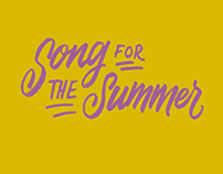 Song For The Summer - Animation