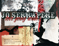 "CD Design Jo Serrapere ""Love Going South"""