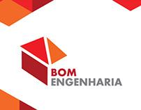Identidade Visual Bom Engenharia