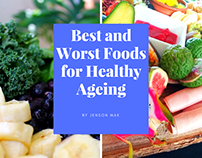 Healthy Ageing Foods