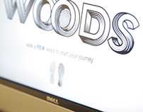 The Woods - Interactive Installation