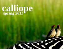 Calliope Magazine, Spring 2011 issue