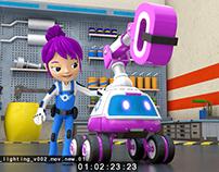 Fetch -Gabby's robot