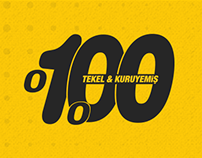 %100 Tekel Kuruyemiş Logo - icon