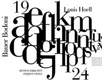 Presentación tipográfica