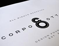 CORPO OTTO _ brand identity 'n video