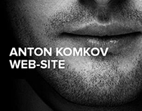 Anton Komkov Website