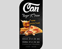 Can Burger & Pizza