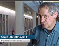 Interview Serge Soudoplatoff