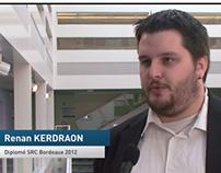 Interview Renan Kerdraon
