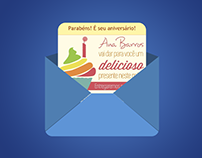 E-mails Marketing - Ana Barros Bolos