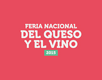 Feria Nacional del Queso y el Vino 2015 · Tequisquiapan