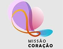 Logótipo Missão Coração